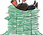 صدها میلیارد ریالی پاداش برای مدیرانی که بازدهی ندارند/ از پاداش 10 میلیاردی بانک پاسارگاد تا ...