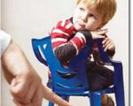 تنبیه بدنی نامناسب  ترین  روش تربیت کودک