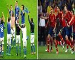 اسپانیا- ایتالیا؛ تقابل قرمز و آبی در کیف؛ اسپانیا در رویای رکوردشکنی و اتزوری در فکر انتقام