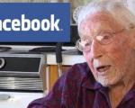 (تصاویر) پیرترین کاربر فیسبوک مُرد