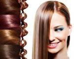 شامپوی مناسب مو های رنگ شده کدام است؟