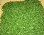 آموزش خشک کردن سبزی در ماکروویو