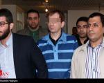 تصاویری از اولین جلسه دادگاه بابک زنجانی