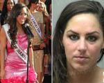 بازداشت ملکه زیبایی 26 ساله برای دومین بار +عکس
