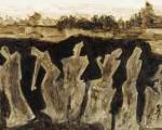 نقاشیهای تاگور چكش حراج خوردند