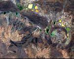 """""""ماهواره لندست 8 """"به رصد ماه میپردازد+ تصاویر"""