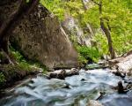 عکس؛ آبشار آتشگاه، تماشای تبسم طبیعت