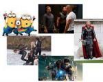 سودآورترین فیلمهای سال 2013+جدول