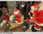 خرید کریسمس مردم تهران +عکس