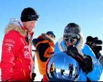 حاشیههای تصویری از سفر شاهزاده بریتانیا به قطب جنوب