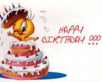 اس ام اس و جملات زیبای تبریک تولد(6)