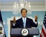 کری از توافق اسرائیل و فلسطین برای برگزاری مذاکرات بیشتر خبر داد