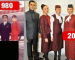 جنجال لباس جدید مهمانداران ترکیش