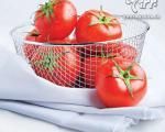 گوجه فرنگى یا سیب طلایی یا سیب عشق!