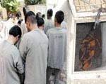 نجات ۱۲ انسان از سیاهچال قاچاقچیان در تهران