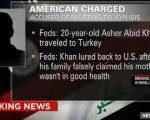 ترفند خانواده برای نجات فرزند از دست داعش