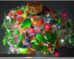 تصاویری از لحظه انفجار اشیاء و مواد خوراكی!