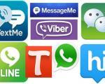 سرویسهای پیامرسان محبوب را به کامپیوتر خود بیاورید
