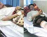 تعلیق ۲ فرمانده پلیس در پی سقوط مرگبار اتوبوس