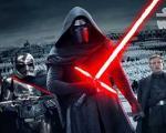 طرفداران «جنگ ستارگان» روبروی سینمای هالیوود صف بستند+تصاویر