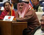 ماجرای صندلی جداگانه برای وزیر خارجه بحرین چه بود؟ (+تصاویر)