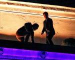(تصاویر) سلفی خظرناک بکام و تام کروز