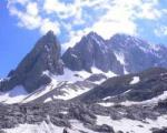 نجات دو دختر کوهنورد از کوهستان یخزده /جزئیات حادثه از زبان یکی از دخترها