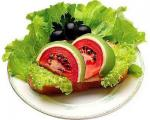 آموزش تزئین غذا به شکل هندوانه برای شب یلدا