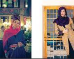 عکس های مجله مد امریکایی از دختران مدل تهرانی