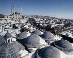شهر تاریخی ادیرنه در ترکیه