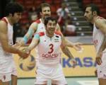 تیم ملی والیبال ایران، مصر را هم شکست داد
