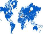 چطور بفهمیم یک IP متعلق به چه کشوری است؟