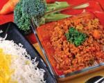 خورش سویا و کلم بروکلی، غذایی ضد حساسیت و رژیمی