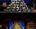 متفاوتترین درختهای کریسمس در دنیا +عکس