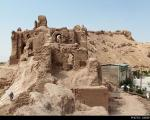 شاهکار نصب دکل روی آثار باستانی! +عکس