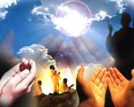 یارب بریز شهد عبادت به كام ما