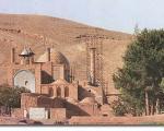 مشهد اردهال امامزاده ای در کاشان