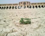 محاصره یک شهر توسط خشکسالی، آلودگی هوا و گرد و خاک/ اصفهان در خطر نابودی؟