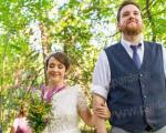 عکس عروسی ترسناک زوج ماجراجو در جنگل +18