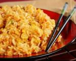 دستورالعمل برنج سرخ کرده (غذای چینی)