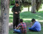 دستگیری 500 روزهخوار در شیراز