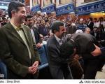 برنده مسابقه تملقگویی احمدینژاد چهکسی است؟