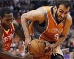 حدادی: فصل خوبی در NBA نداشتم، اما حقم را میگیرم/ از قهرمانی پتروشیمی خوشحال نشدم
