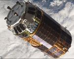 فضاپیمای بدون سرنشین ژاپن که به ایستگاه فضایی رسید(+عکس)