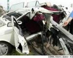 سانحه رانندگی درمحور اندیمشک - خرم آباد 11 کشته و مجروح بر جای گذاشت.