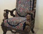 ناشناخته بودن مبل قالی کرمان در دنیا +عکس