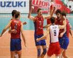 روسیه قهرمان والیبال المپیک شد