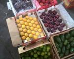 غرفهداران در میدان ترهبار حق فروش میوههای قاچاق را ندارند