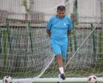 کی روش در دوبی؛ بازدید از کمپ تیم ملی