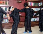 عکس: باند سرقت از طلا فروشی پاسارگاد